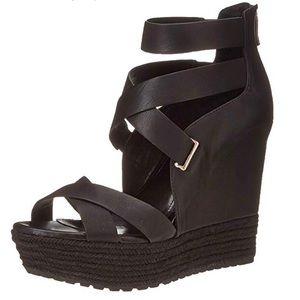 Shoes - Bcbgeneration Radly Espadrilles Sandal Wedge